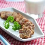酸奶紫薯饼(早餐菜谱)