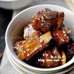 糖醋小排骨(荤菜菜谱)