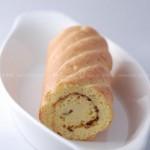 开心果蛋糕卷(早餐菜谱-无水无油)
