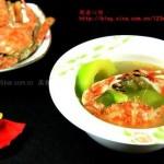 小蟹炖瓜(海鲜菜谱)