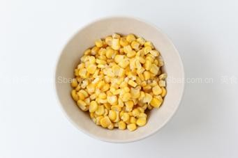 香甜玉米羹