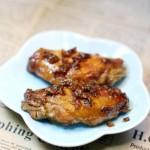 微波蒜香鸡翅(10分钟微波炉菜谱)