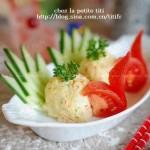 日式土豆沙拉(消暑冷主食菜谱)