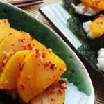 涼拌腌蘿卜(素菜菜譜)