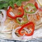 希腊烤鱼(烤箱菜谱)