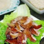 脆皮烤鸭(荤菜菜谱-荷叶饼做法)