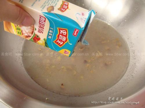 家常酸辣汤