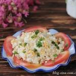 涼拌豆腐(素菜菜譜)
