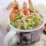 海鲜粥(早餐菜谱)
