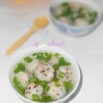 香菇鱼丸(荤菜菜谱)
