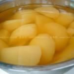 自制黃桃罐頭(甜品菜譜)