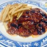 烤番茄里脊肉(烤箱菜谱)