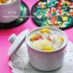 百合甜品(初秋润燥、滋阴、润肺的甜品菜谱)