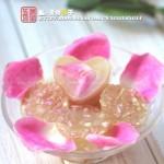 水晶玫瑰胶原蛋白冻(凉菜菜谱)
