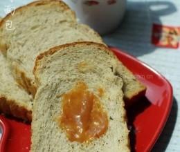 红茶吐司面包