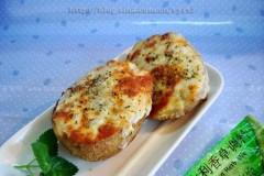 意式香草焗土豆