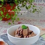 可可冰淇淋(自制冰激凌菜谱)