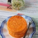 泡菜饼(早餐菜谱)