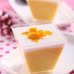 芒果慕斯(甜品菜谱-取芒果果肉的方法)