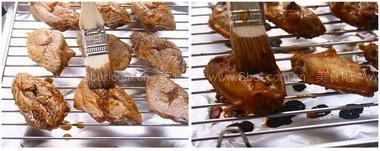 蒜蓉蜜汁烤翅