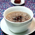 红枣冰糖糯米粥(早餐菜谱)
