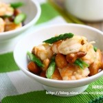 腰果虾仁(海鲜菜谱)