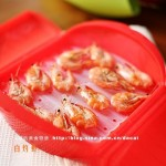 微波炉白灼虾(2分钟微波炉菜谱)