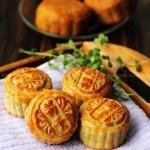 迷你紫薯月饼(中秋菜谱)