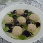 清蒸丸子(山西名菜菜谱)