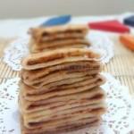 豆沙卷饼(早餐菜谱)