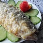 鲜奶烤鱼(山西名菜菜谱)
