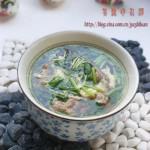 芙蓉肉丸汤(荤菜菜谱)
