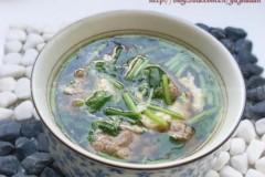 芙蓉肉丸汤