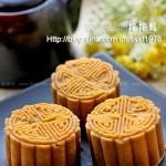 芝麻花生酱月饼(中秋菜谱)