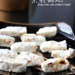 花生牛轧糖(自制零食菜谱)