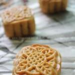 广式莲蓉月饼(中秋家宴菜谱)