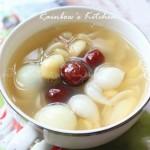 鲜莲子百合糖水(糖水菜谱)