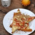 苹小果牌煎吐司(10分钟五星级魅力早餐菜谱)