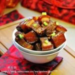 普洱红烧肉(中秋菜谱)