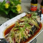 油泼鲤鱼(中秋菜谱)