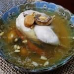 药酒鸡汤(家庭食疗菜谱)