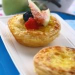 葡式蛋挞(甜品菜谱-千层酥皮的详细制作方法)