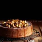 焦糖栗子蛋糕(秋天专属蛋糕菜谱)