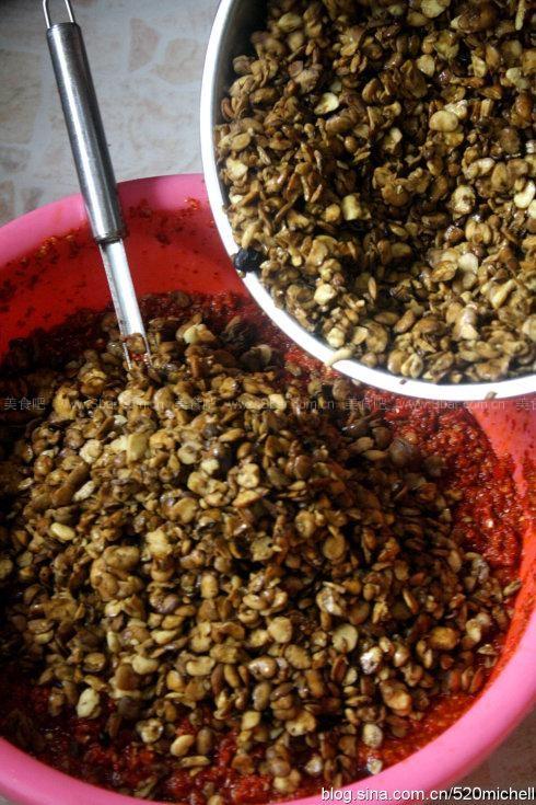 郫县豆瓣家庭酿制法