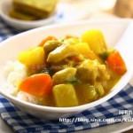 咖喱鸡块(快手下饭菜菜谱)