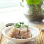 水晶蹄花冻(凉菜菜谱)
