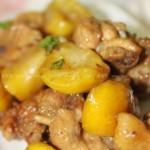 栗子焖鸡(荤菜菜谱)