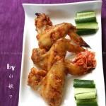 韓式泡菜烤雞翅(烤箱菜菜譜)