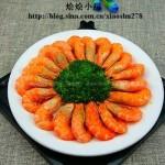 盐灼虾(5分钟做一道极品宴客菜菜谱)