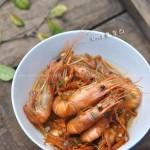 魚香大蝦(海鮮菜譜)
